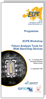 ECPE Workshop: Failure Analysis Tools for Wide Band-Gap Devices
