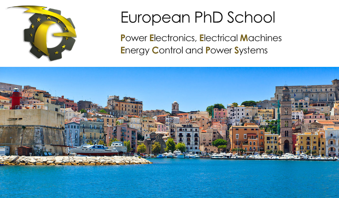 European PhD School on Power Electronics, Electrical Machines, Energy Control and Power Systems