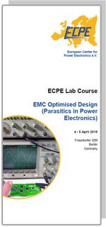 ECPE Lab Course: EMC Optimised Design (Parasitics in Power Electronics)