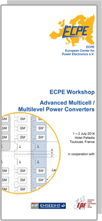 ECPE Workshop: Advanced Multicell / Multilevel Power Converters