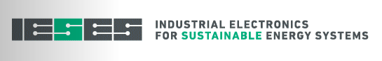 IESES - International Conference on Industrial Electronics for Sustainable Energy Systems