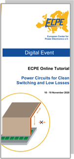 ONLINE | ECPE Online Tutorial: Power Circuits for Clean Switching and Low Losses