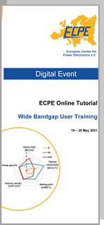 ONLINE | ECPE Online Tutorial: Wide Bandgap User Training