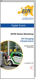 ONLINE | ECPE Online Workshop: EV Charging Infrastructure