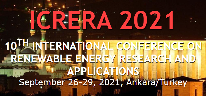 ICRERA - International Conference on Renewable Energy Research and Applications