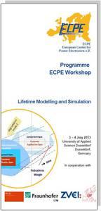 ECPE Workshop: Lifetime Modelling and Simulation