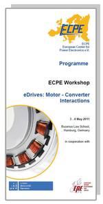 ECPE Workshop: eDrives: Motor - Converter Interactions