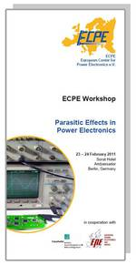 ECPE Workshop: Parasitic Effects in Power Electronics