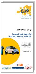 ECPE Workshop: Power Electronics for Charging Electric Vehicles