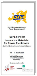 ECPE Workshop: Innovative Materials for Power Electronics