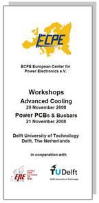 ECPE Workshop: Power PCBs & Busbars