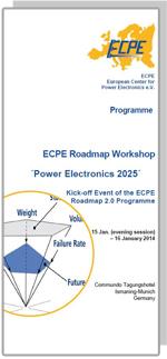 ECPE Roadmap Workshop 'Power Electronics 2025'